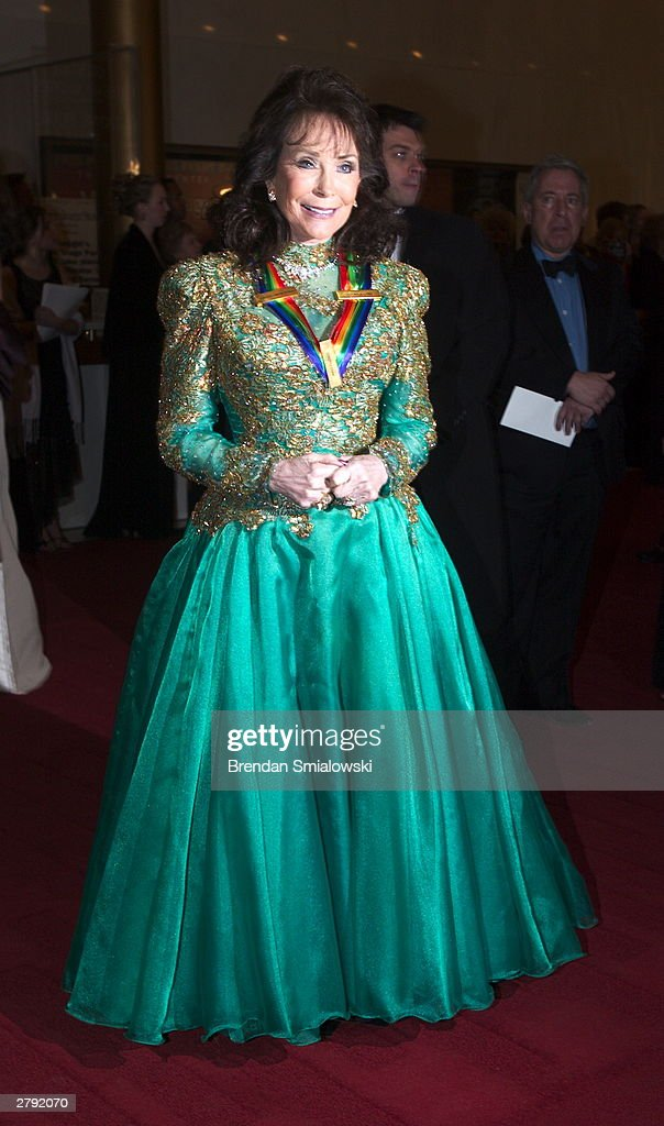 The 26th Kennedy Center Honors In Washington, D.C. - Awards Show Arrivals