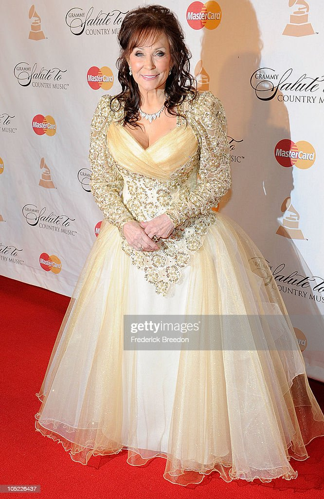 The Recording Academy Hosts GRAMMY Salute to Country Music Honoring Loretta Lynn Presented By Mastercard
