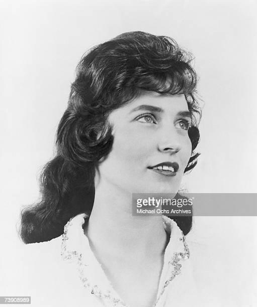 Loretta Lynn poses for a portrait in circa 1961 in Nashville Tennessee