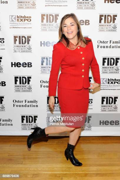 Loretta Sanchez attends FIDF CASINO NIGHT 2009 at The Metropolitan Pavilion on December 5 2009 in New York City
