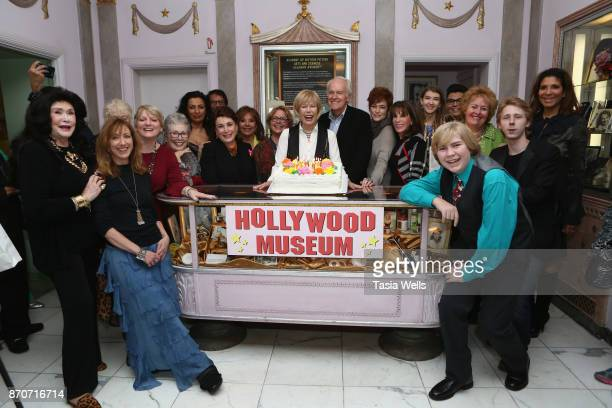 Loretta Swit at The Hollywood Museum Hosts Exhibit Unveiling and Book Launch with Loretta Swit for 'Switheart' at The Hollywood Museum on November 5...
