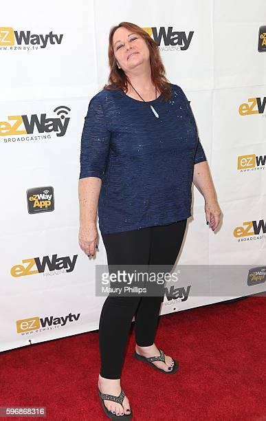 Lori Boody arrives at eZWay August Issue Celebration on August 27 2016 in Mission Viejo California