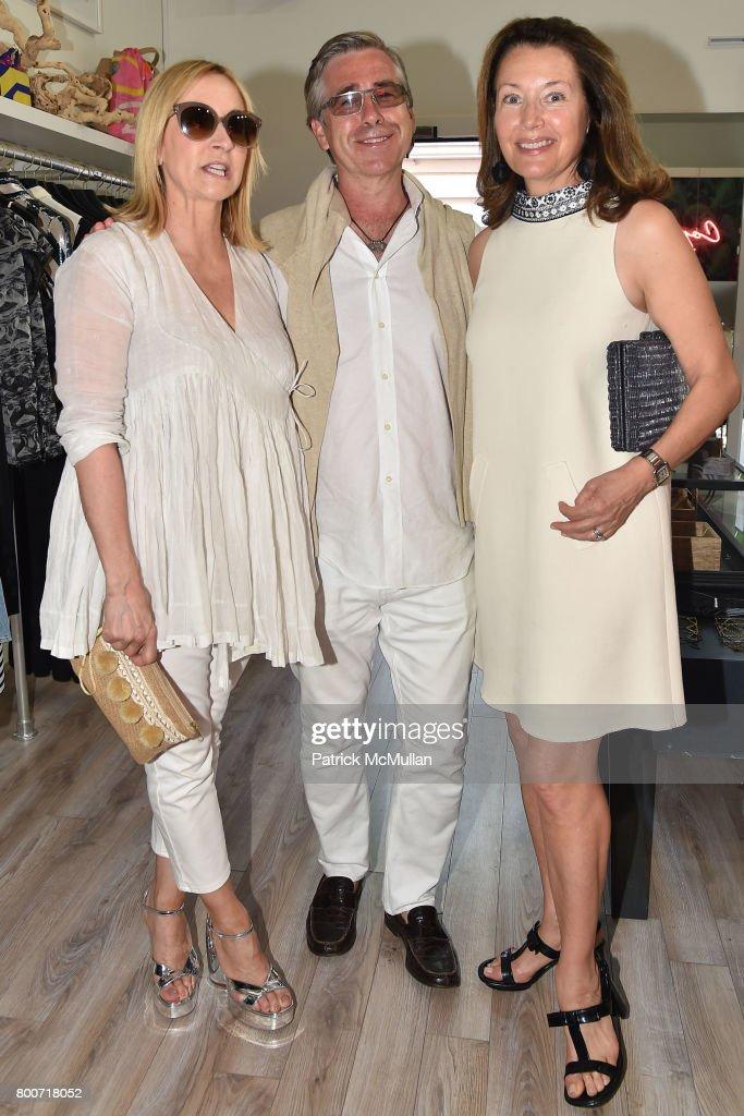 Lisa Jackson hosts LJ Cross Rose & Shopping Event