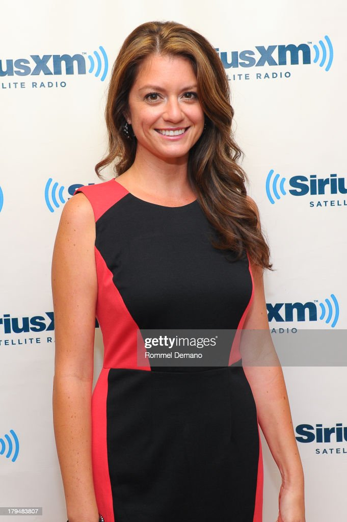 Lori Duron visits at SiriusXM Studios on September 4, 2013 in New York City.