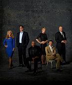 TANK Lori Greiner Mark Cuban Daymond John Barbara Corcoran Robert Herjavec and Kevin O'Leary is a 'Shark' on ABC's 'Shark Tank'