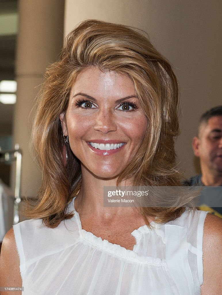 <a gi-track='captionPersonalityLinkClicked' href=/galleries/search?phrase=Lori+Loughlin&family=editorial&specificpeople=208147 ng-click='$event.stopPropagation()'>Lori Loughlin</a> attends Hallmark Channel and Hallmark Movie Channel's '2013 Summer TCA' Press Gala at The Beverly Hilton Hotel on July 24, 2013 in Beverly Hills, California.