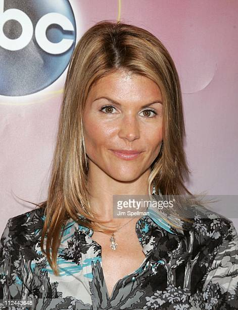 Lori Loughlin during ABC Upfront 20062007 Arrivals at Lincoln Center in New York City New York United States