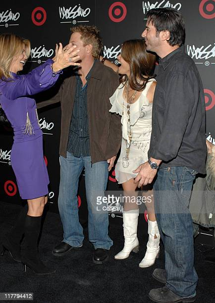 Lori Loughlin Greg Germann Kelly Hu and Jonathan Silverman