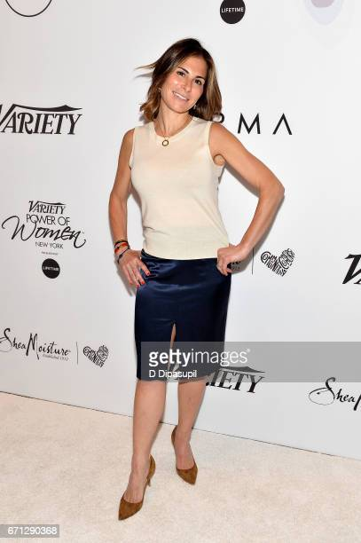 Lori York attends Variety's Power of Women New York at Cipriani Midtown on April 21 2017 in New York City