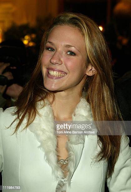 Lorie during 2003 Monte Carlo World Music Awards Cocktail Opening Party at Monte Carlo Casino in Monte Carlo Monaco