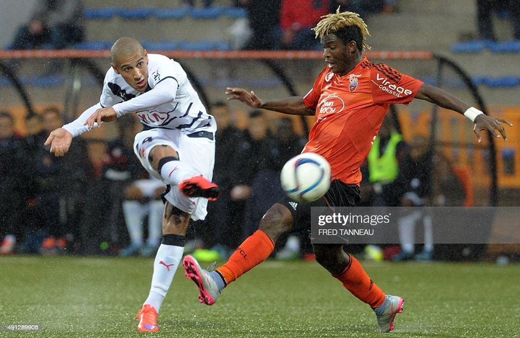 Fc lorient v fc girondins de bordeaux ligue 1 getty images for Lorient match