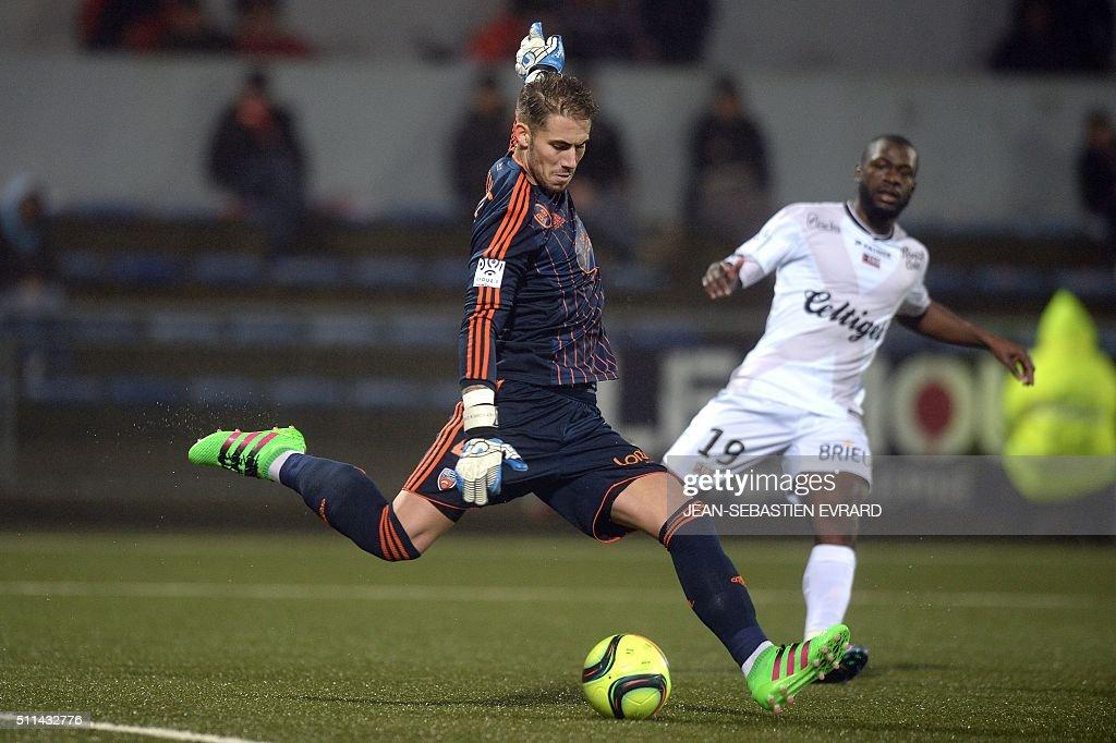Fc lorient v ea guingamp ligue 1 getty images for Lorient match