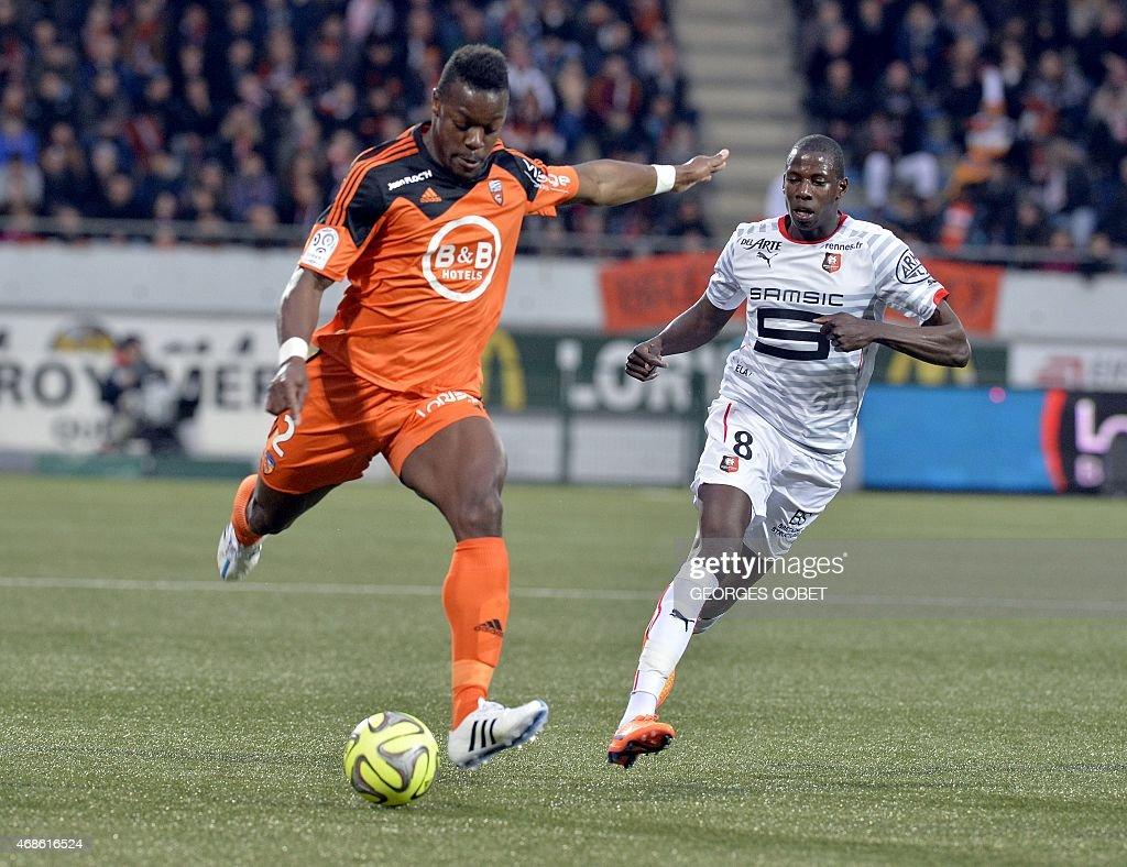Fc lorient v stade rennais fc ligue 1 getty images for Lorient match