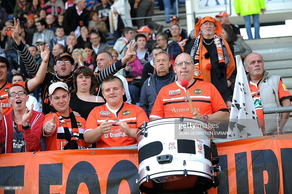 Fc lorient v ac ajaccio ligue 1 getty images for Lorient match