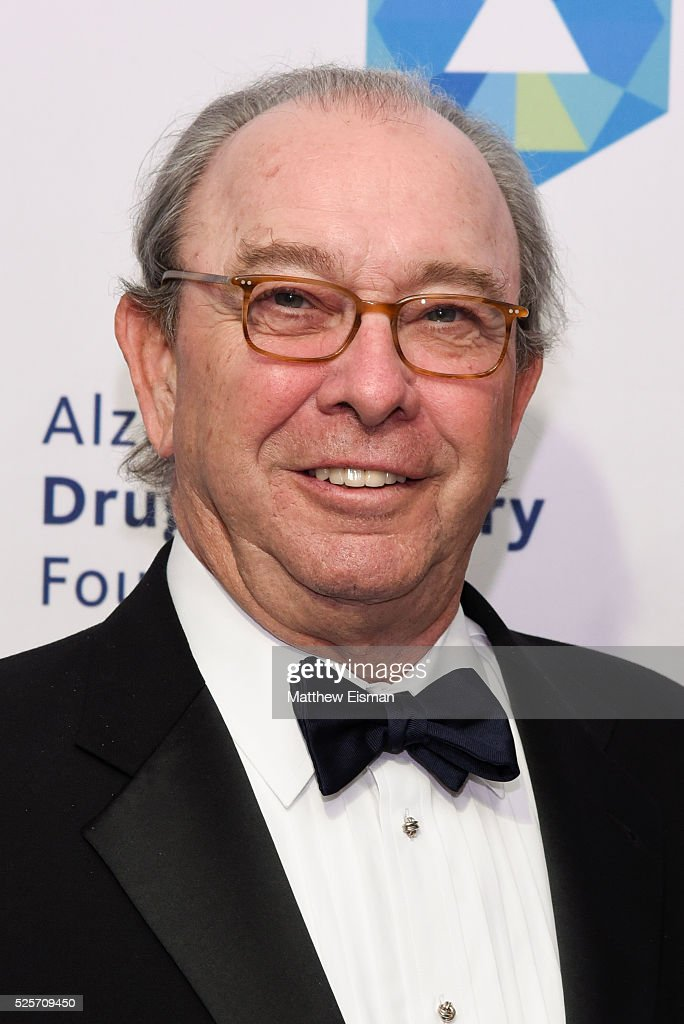 J. Loring Swasey Jr. attends Alzheimer's Drug Discovery Foundation 10th Annual Connoisseur's Dinner at Sotheby's on April 28, 2016 in New York City.