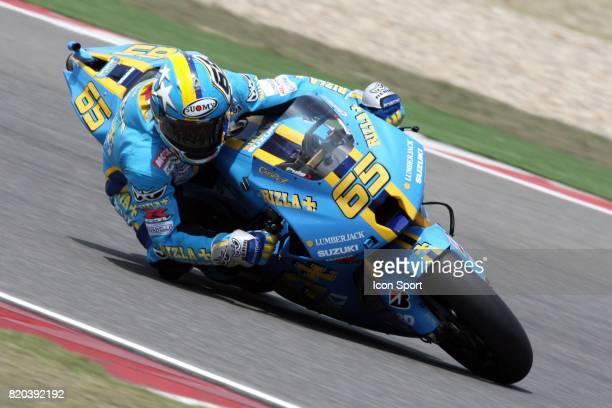 Loris CAPIROSSI Essais du Grand Prix MotoGP de Shanghai 2008