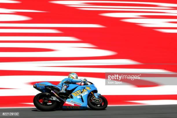Loris CAPIROSSI Grand Prix de Barcelone