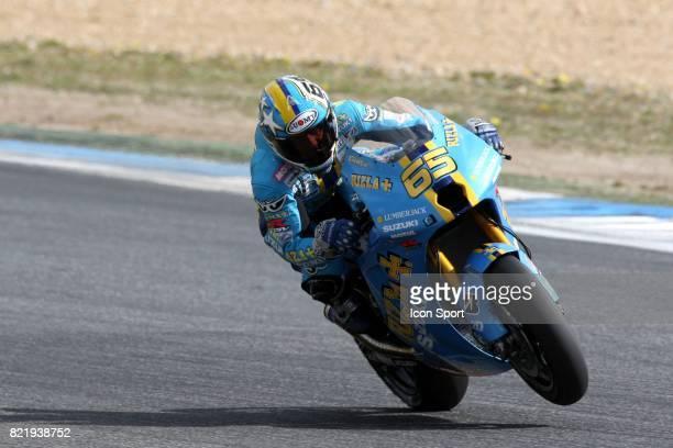 Loris CAPIROSSI Essais Grand Prix d'Estoril MotoGP