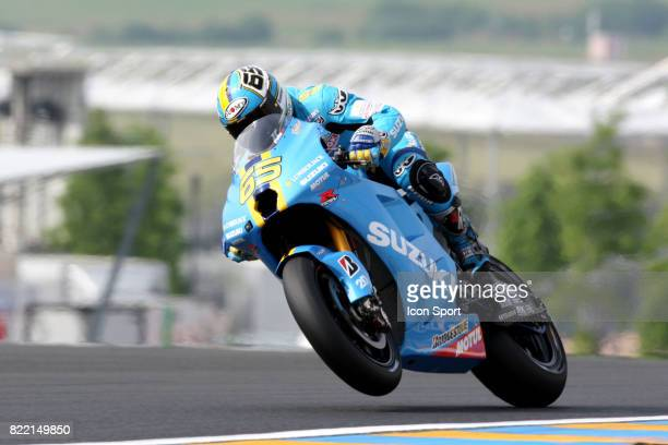 Loris CAPIROSSI Suzuki Grand Prix de France Le Mans Essais MotoGP