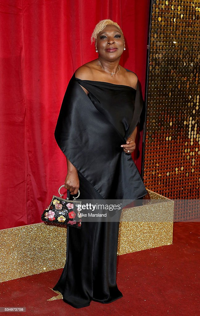 Lorna Laidlaw attends the British Soap Awards 2016 at Hackney Empire on May 28, 2016 in London, England.