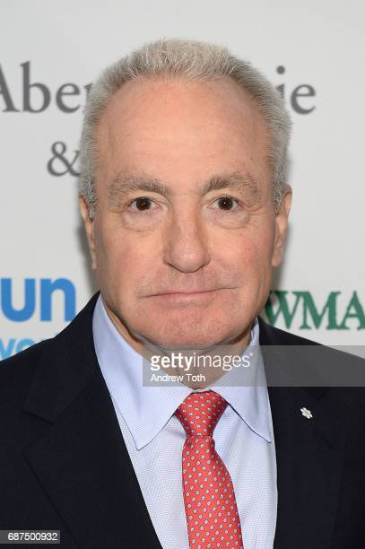 Lorne Michaels attends the 2017 SeriousFun Children's Network gala at Pier Sixty at Chelsea Piers on May 23 2017 in New York City