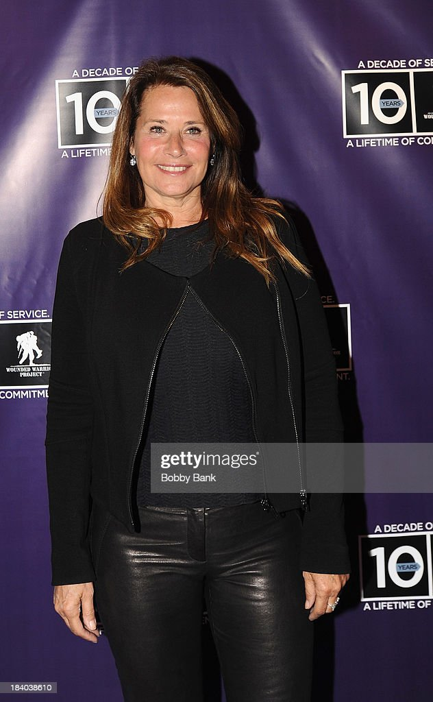 <a gi-track='captionPersonalityLinkClicked' href=/galleries/search?phrase=Lorraine+Bracco&family=editorial&specificpeople=202545 ng-click='$event.stopPropagation()'>Lorraine Bracco</a> attends the Wounded Warrior Project Carry Foward Awards Arrivals at Club Nokia on October 10, 2013 in Los Angeles, California.