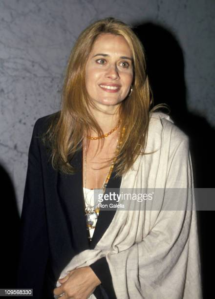 Lorraine Bracco during A Tribute To Bob Fosse at The Film Forum May 12 1994 at Film Forum in New York City New York United States