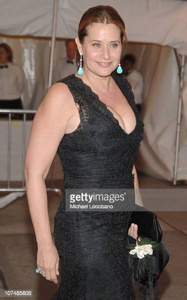 Lorraine Bracco during 'Chanel' Costume Institute Gala Opening at the Metropolitan Museum of Art Departures at The Metropolitan Museum of Art in New...
