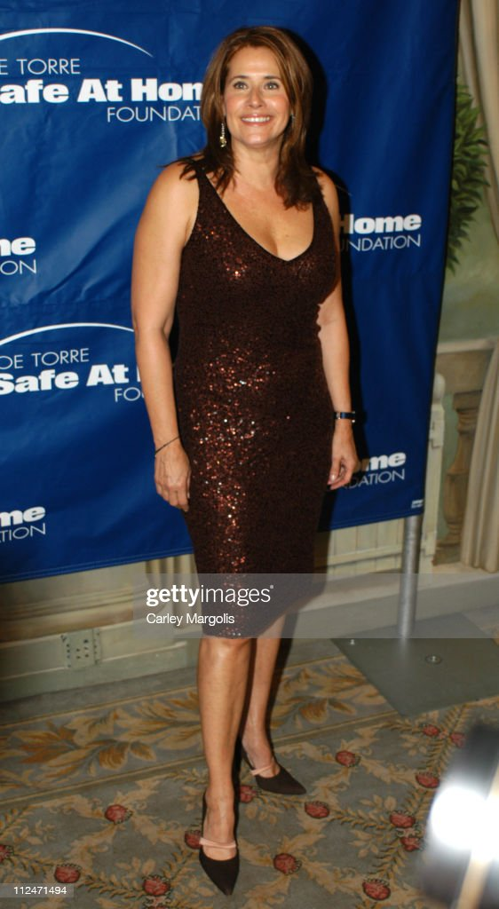 Lorraine Bracco during Joe Torre Safe at Home Foundation's Second Annual Gala at Pierre Hotel in New York City, New York, United States.