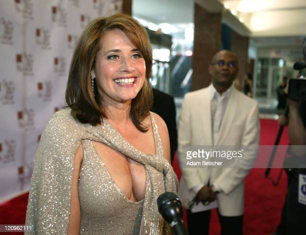 Lorraine Bracco during 'So The World May Hear' Sponsored by the Stakey Hearing Foundation at Rivercentre in St Paul Minnesota United States