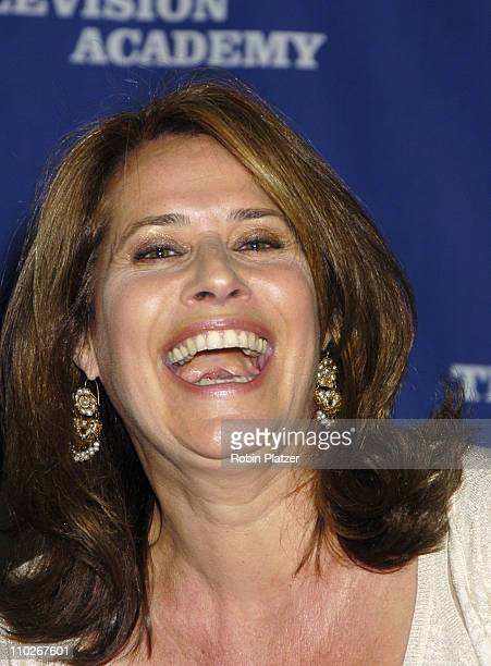 Lorraine Bracco during The 26th Annual News and Documentary Emmy Awards Ceremony at The Marriott Marquis Hotel in New York New York United States