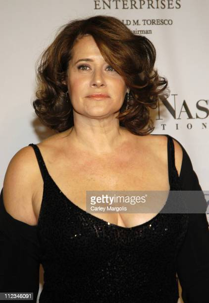 Lorraine Bracco during The GP Foundation for Cancer Research 4th Annual Angel Ball at Marriott Marquis in New York City New York United States