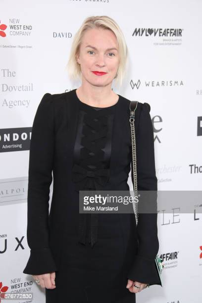 Lorraine Candy attends the Walpole British Luxury Awards on November 20 2017 in London England