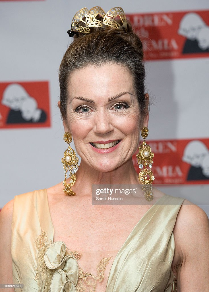 Lorraine Chase attends the Marion Rose Ball in aid of Children with Leukaemia at the Grosvenor House Hotel on Novemer 13, 2010 in London, England.
