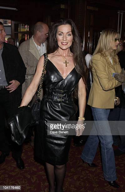 Lorraine Chase 'We Will Rock You' First Night At The Dominion Theatre In London