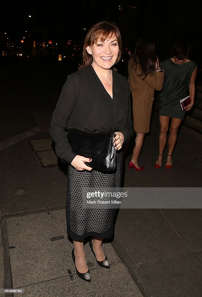 London Celebrity Sightings -  March 2, 2015