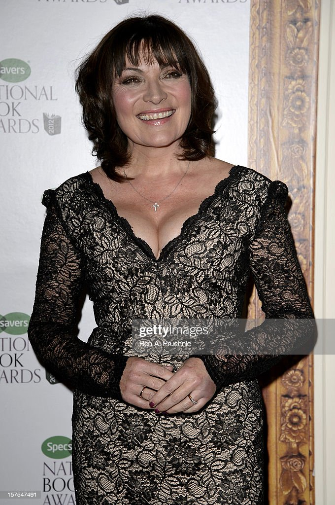 Lorraine Kelly attends the Specsavers National Book Awards at Mandarin Oriental Hyde Park on December 4, 2012 in London, England.