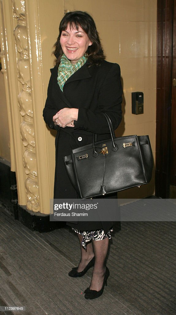 Lorraine Kelly during Tesco Magazine Announces Inaugural Mum of the Year Awards Lunch at Waldorf Hilton in London Great Britain