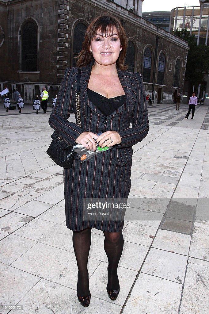 Celebrity Sightings During London Fashion Week Spring/Summer 2010 - Day 4