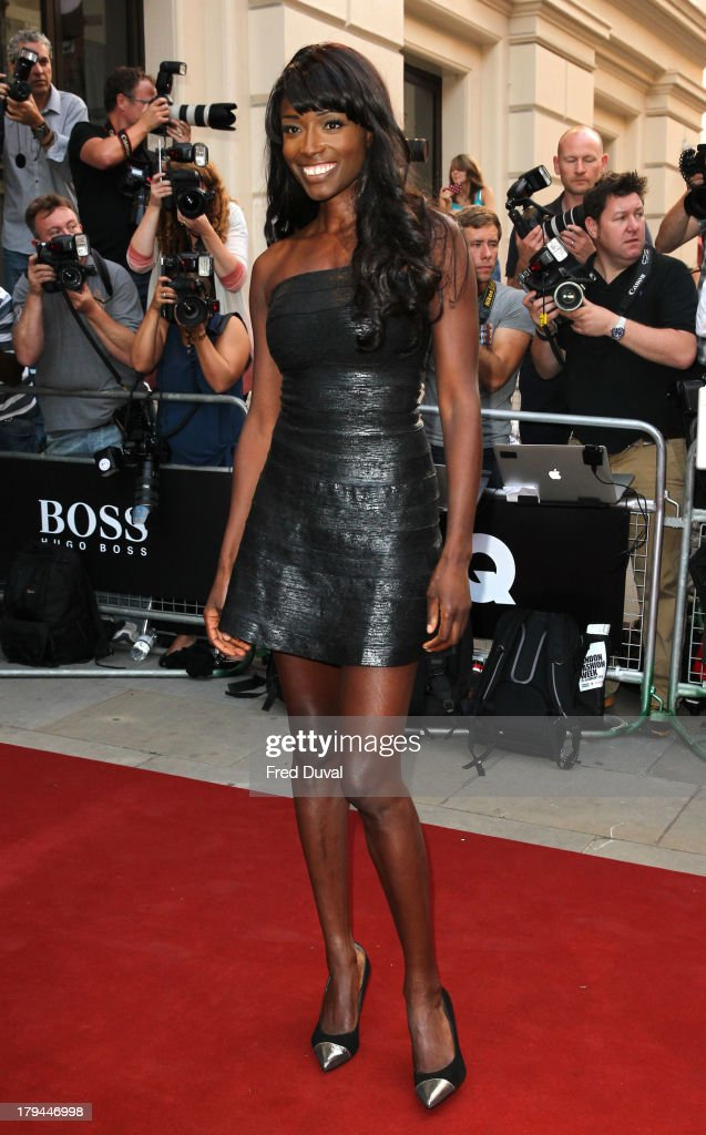 <a gi-track='captionPersonalityLinkClicked' href=/galleries/search?phrase=Lorraine+Pascale&family=editorial&specificpeople=5431127 ng-click='$event.stopPropagation()'>Lorraine Pascale</a> attends the GQ Men of the Year awards at The Royal Opera House on September 3, 2013 in London, England.