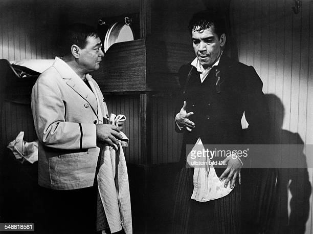 Lorre Peter Actor Germany * Scene from the movie 'Around the World in 80 Days' Directed by Michael Anderson John Farrow USA 1956 Produced by United...