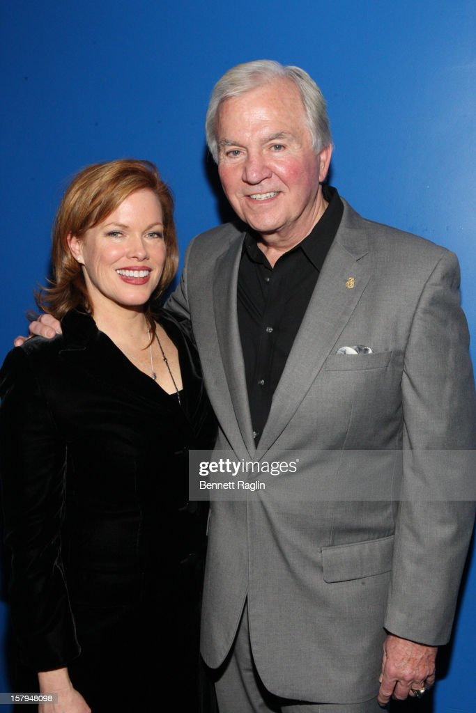 Lorri Davis and John Douglas attend the after party for the 'West Of Memphis' premiere at The French Institute on December 7, 2012 in New York City.