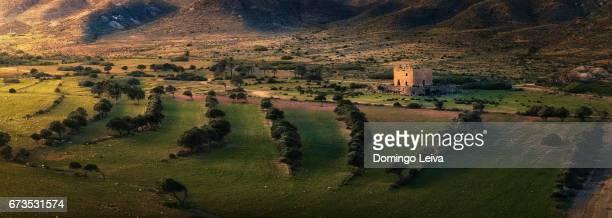 Los Alumbres Castle, Cabo de Gata Natural Park