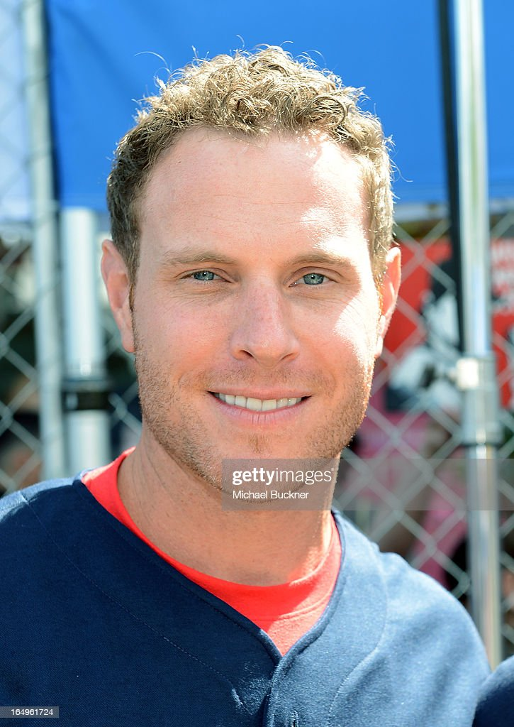 Los Angeles Angels of Anaheim Josh Hamilton attends the Head and Shoulders first ever 'Whiff-A-Thon' event to launch the Season of the Whiff campaign. For every 'whiff' (strikeout) during the 2013 regular MLB season, Head & Shoulders will make a $1 donation to Reviving Baseball in Inner Cities, at The Grove on March 29, 2013 in Los Angeles, California.