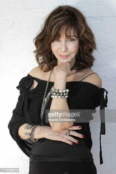 Los Angeles based jewelry designer Irit Ehrlich of Irit Designs is photographed for Los Angeles Times on April 11 2011 in Malibu California CREDIT...