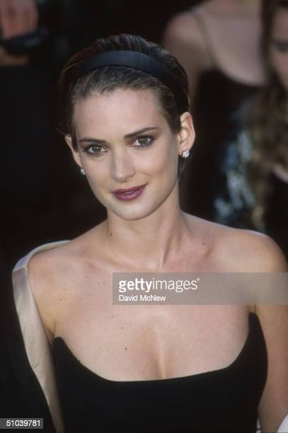 Los Angeles Ca Winona Ryder At The 72Nd Annual Academy Awards