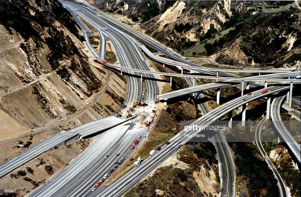 Series of Earthquakes Warning in Los Angeles: California fears ...