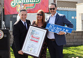 The City Of Los Angeles Renames Eubank Avenue In Honor...