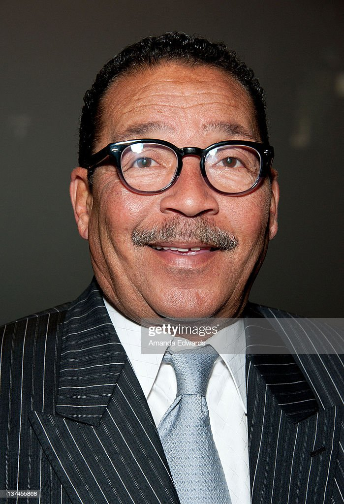 Los Angeles City Council President Herb Wesson attends the 'Red Tails' VIP opening night screening at Rave Baldwin Hills 15 Theatres on January 20...