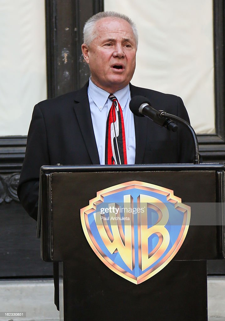 Los Angeles City Councilmen Tom LaBonge attends the presentation of the 2nd annual 'Made In Hollywood Award' to the crew of the Oscar nominated film 'Argo' at Warner Bros. Studios on February 21, 2013 in Burbank, California.